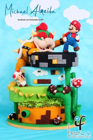 Best  Video Game Cakes Ideas On Pinterest Video Game Party - Video game birthday cake