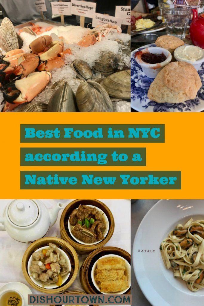 Where to Eat in NYC according to local New Yorkers via @dishourtown #foodandtravel #eating #food #NYC #foodinNYC #wheretoeatinNYC
