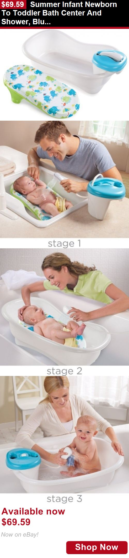 1000 ideas about baby bath tubs on pinterest baby tub summer infant newborn toddler bath center amp shower tub ebay
