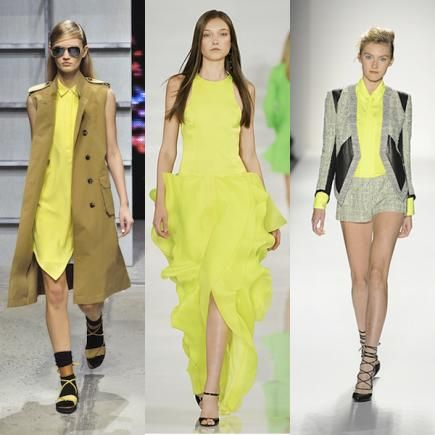Color Trends for Spring 2014 | Divine Caroline #fashion #beauty #spring14 #nyfw #color #trend #divinecaroline