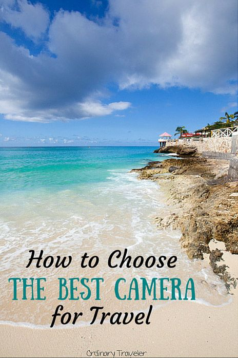 Going on a trip soon? Here's how to choose the best camera for your travels