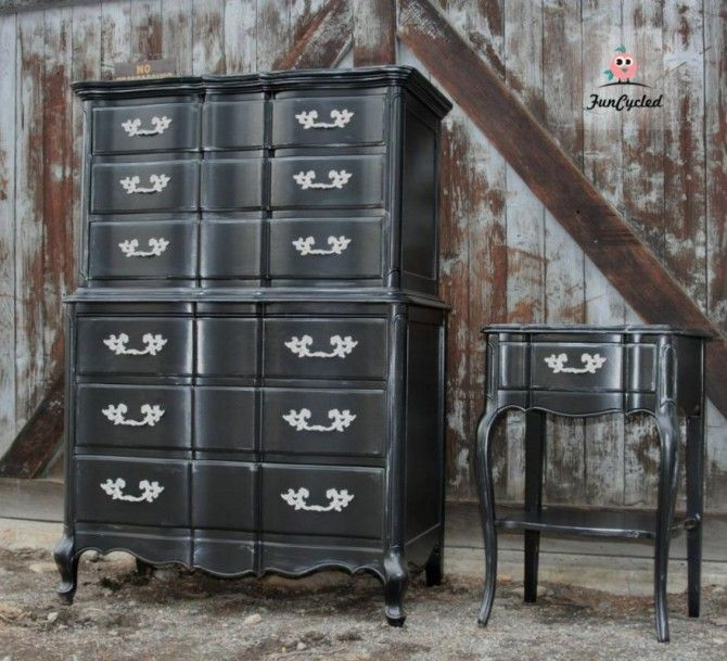 122 best French Provincial Dresser images on Pinterest Painted