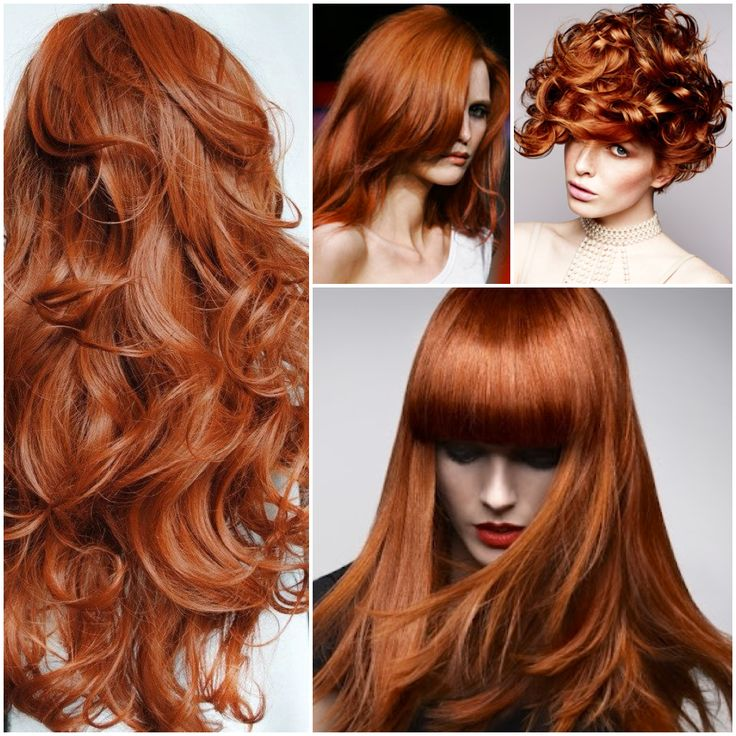 Hair Color: New Penny Copper Formulas: (on natural level 7) 1: Goldwell Topchic 1 part 7KR + 1 part 7K with 20 Volume 2: Goldwell Topchic 1 part 7KR + 1 part 7K + 1 part 7OO with 30 Volume Apply formula 1 to the inch of hair closest to the scalp using 1/2 inch partings and saturating both sides of the strand. After root application is complete, pull formula 2 through all remaining hair. Process complete application for 30 min. Wait 48h to shampoo again to endure vibrancy.