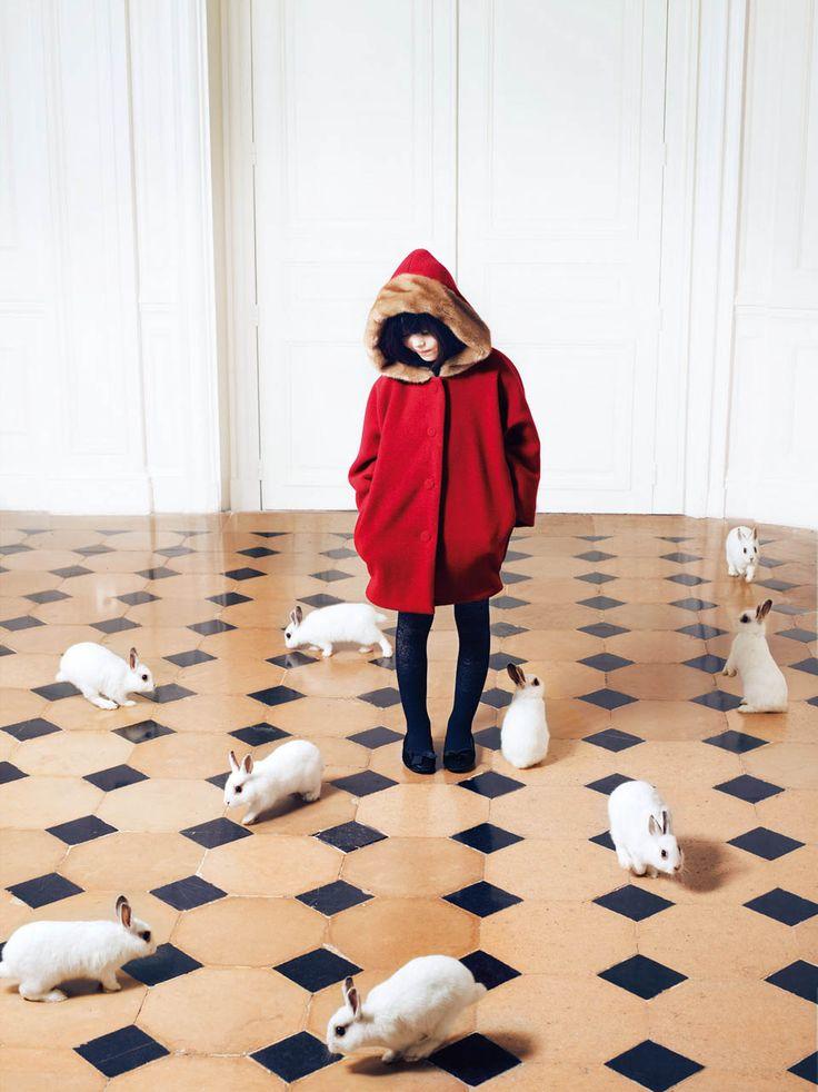 Baby Dior, Collection hiver 2010-2011   MilK - Le magazine de mode enfant
