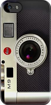 Leica M9 camera apple iphone 5, iphone 4 4s, iPhone 3Gs, iPod Touch 4g case by Pointsale Store