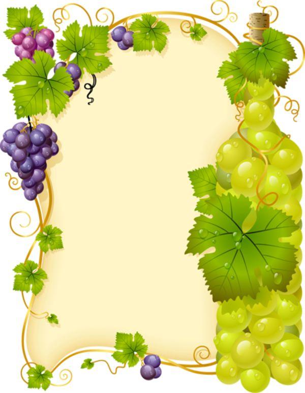 сорта виноградная открытка стильные