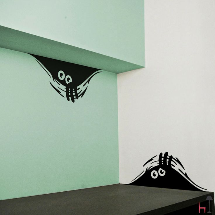Bring Something Fun To Any Room With This Funny Sticker By Hu2.