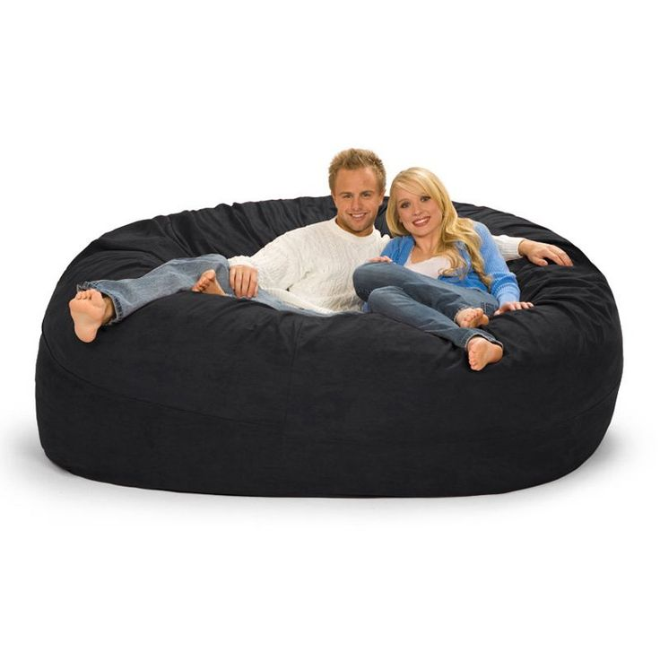 Best 25 bean bag sofa ideas on pinterest bean bag couch bean microsuede foam bean bag sofa with the 7 foot relax sack microsuede foam bean bag sofa you will find yourself in the lap of luxury solutioingenieria Image collections