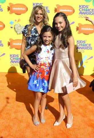 Kid's Choive Awards 2015 - Corbis-42-70159012 - Dance Moms Gallery - Photo Gallery