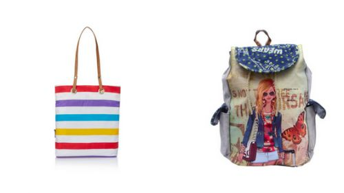 [Free Delivery] Top 10 College bags below 500 400 300 in India