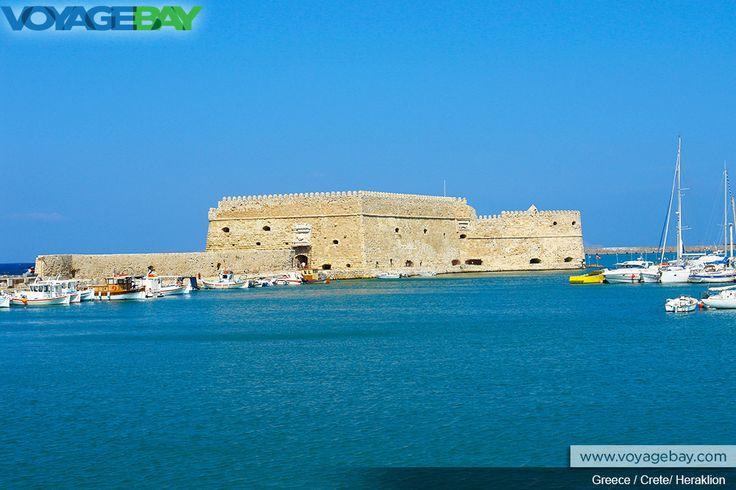 #Heraklion #Venetian #fortress # Koules