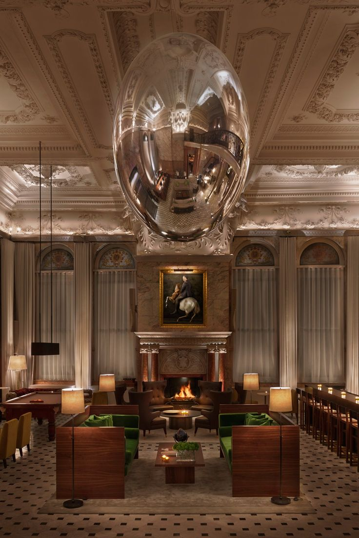 Ian Schrager's Edition hotel, London