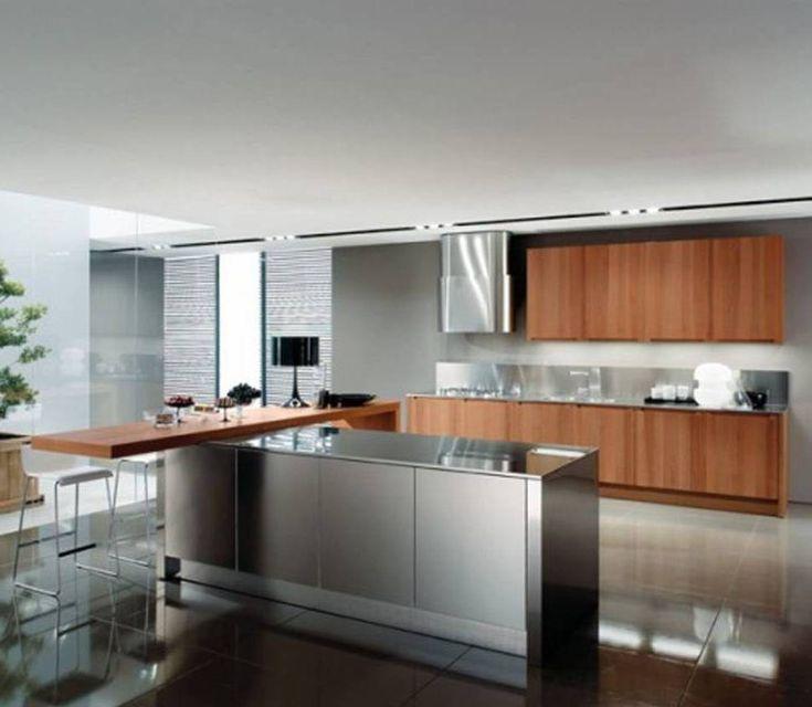 Best 25 Contemporary kitchen island ideas on Pinterest