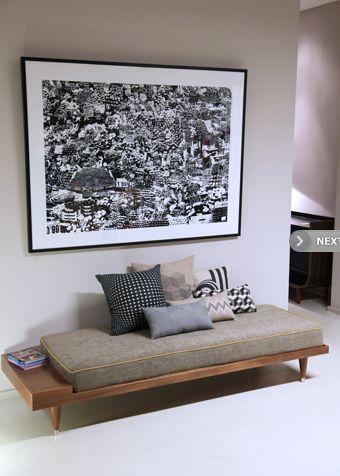 banquette couleur gris hauteur assise 45 cm profondeur 70 cm longueur salle1 634 cm longueur. Black Bedroom Furniture Sets. Home Design Ideas