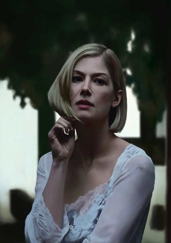 Amy Elliott Dunne has mad style, obviously. #GoneGirl