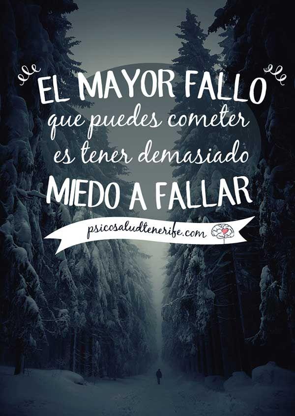 El miedo puede ser una emoción invalidante, te paraliza ...
