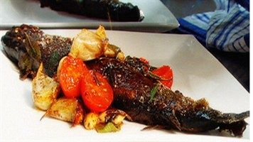 Try this Pan-fried Whole Rainbow Trout recipe by Chef Peter Evans. This recipe is from the show Short Orders.