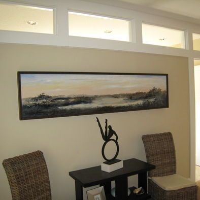 Beautiful Interior Wall Transom Between Rooms, For Windowless Bedroom