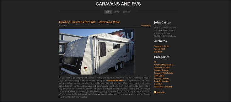 http://coffeepotgaming.weebly.com/blog/-quality-caravans-for-sale-caravans-west Caravans for Sale There are many quality caravans for sale in the market, you just need to buy the right one.