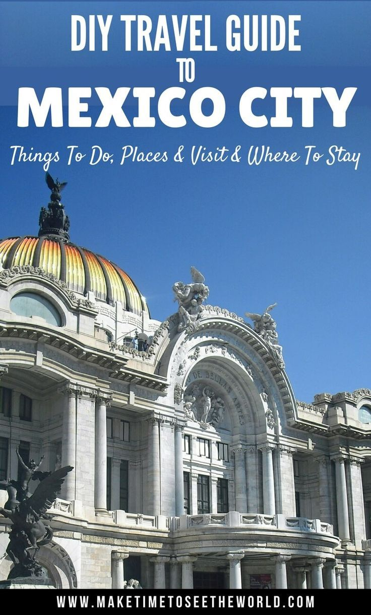 Click to find out all the things to do & places to visit on a Mexico City Tour, plus where to stay, as written by a local who knows the place inside & out! ******************************************************************************************* Mexico