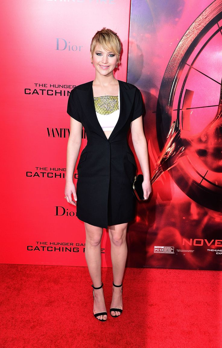 What pictures represent katniss everdeen yahoo answers - Jennifer Lawrence Attends The The Hunger Games Catching Fire New York Premiere