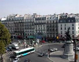 Place de Clichy in Paris <3