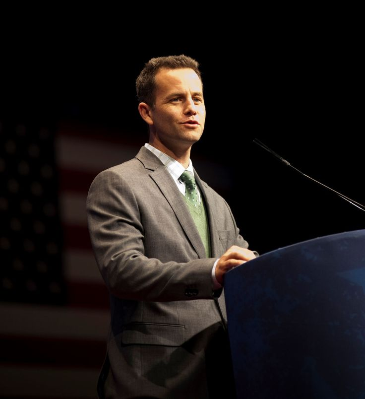 Kirk Cameron - Patsy Lynch/Retna Ltd.