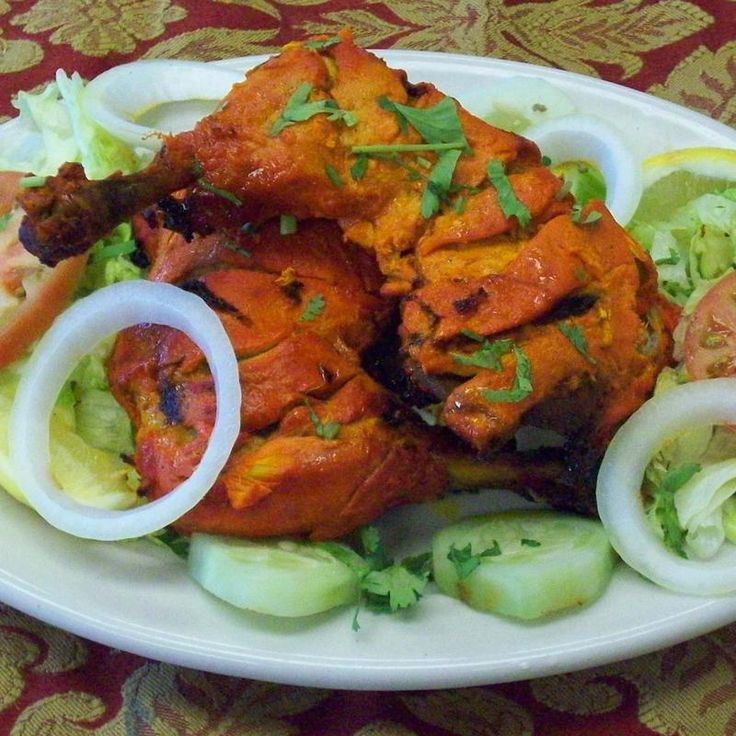 Chicken Tikka - Tikka Masala - Zmenu, The Most Comprehensive Menu With Photos