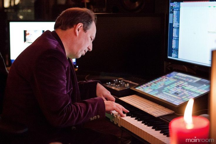 hans zimmer and his composer rig