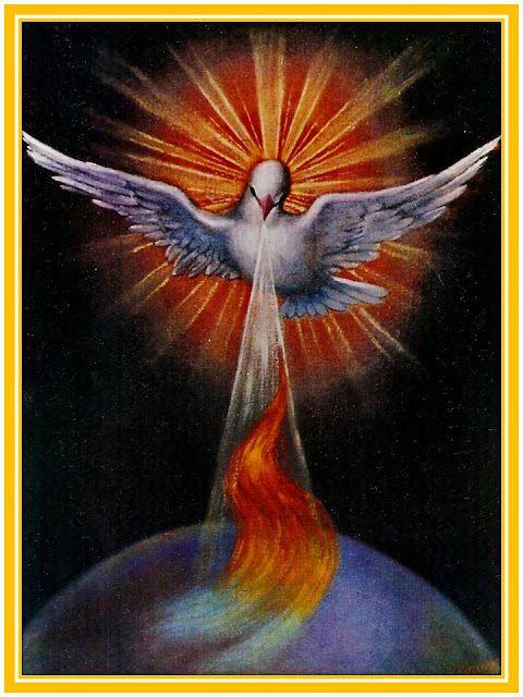 campo de luz e de amor: Rosário do Espírito Santo