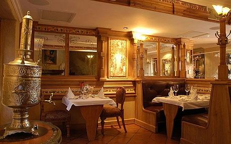 Restaurant Mosaic, Pretoria