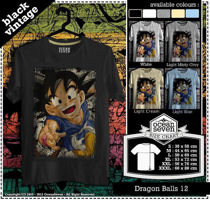 Kaos Dragon Balls I