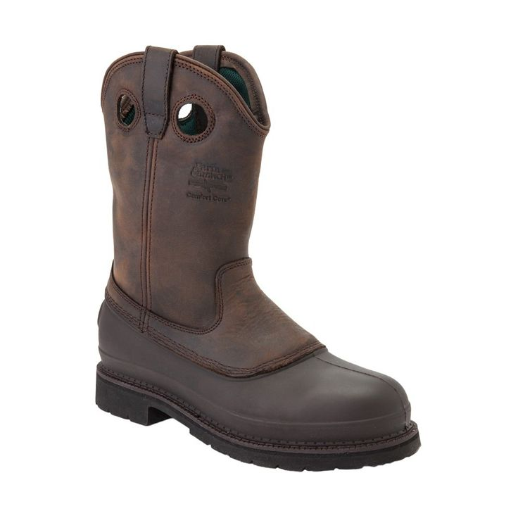Georgia Boot Men's Muddog Boots - Mississippi Brown 10.5M, Size: 10.5