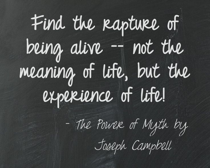 Joseph campbell s four functions of myth