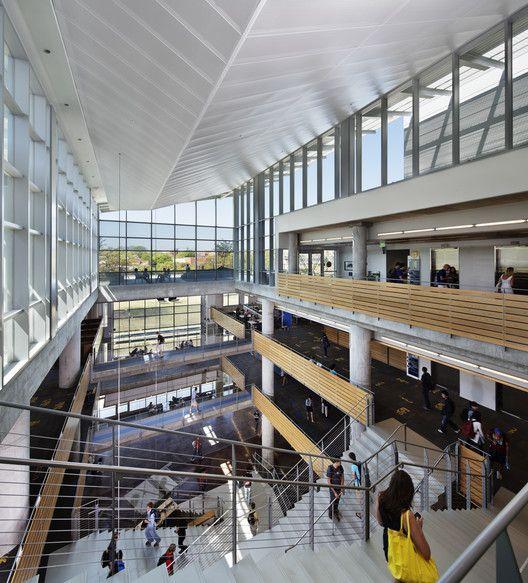 9 edifícios selecionados para o Prêmio AIA de Projetos Educacionais,© Paul Warchol Photography