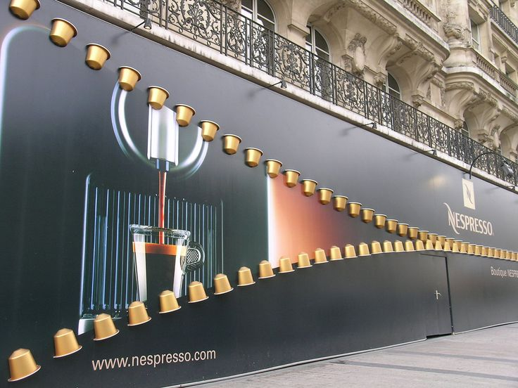 https://flic.kr/p/C8Xha | Nespresso Flagship Store - Paris (France) | The Nespresso Boutique on the Champs-Élysées will be the flagship store of Nespresso in Europe (or at least France) and will open its doors in 2007.