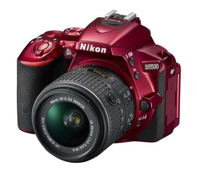 Test: Spiegelreflexkamera Nikon D5500