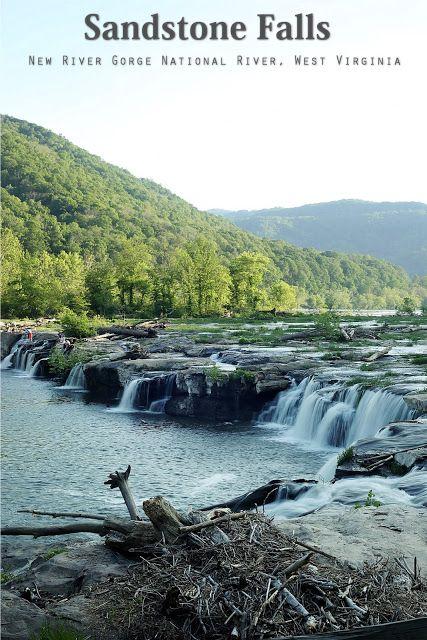 An Innovative Pursuit: Sandstone Falls - New River Gorge National River, West Virginia