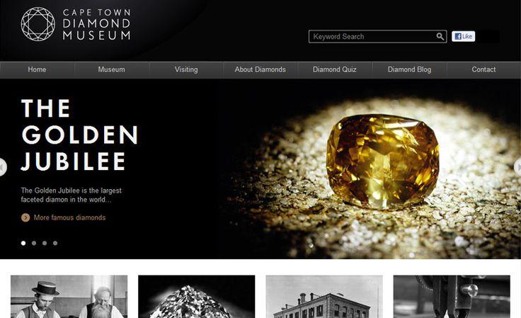Shimansky diamonds @ Cape Town Diamond Museum
