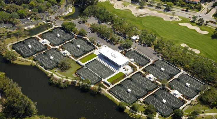 John Newcombe Tennis Ranch, New Braunfels, USA