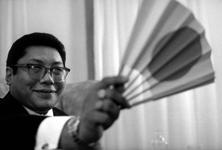 Just sit ~ Chögyam Trungpa http://justdharma.com/s/d00qe  I feel that it is absolutely important to make the practice of meditation your source of strength, your source of basic intelligence. Please think about that. You could sit down and do nothing, just sit and do nothing. Stop acting, stop speeding. Sit and do nothing. You should take pride in the fact that you have learned a very valuable message: you actually can survive beautifully by doing nothing.  – Chögyam Trungpa  from the book…