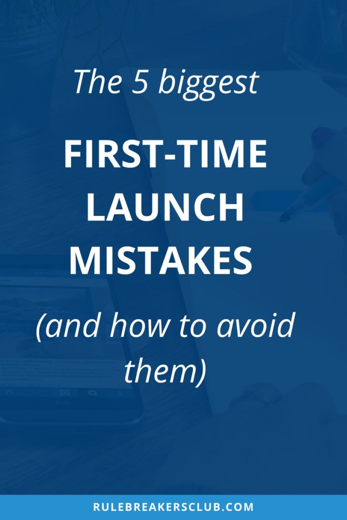 All entrepreneurs make the same mistakes when they launch digital products, e-courses, online programs. In this article, I'm showing you how to have a successful launch!