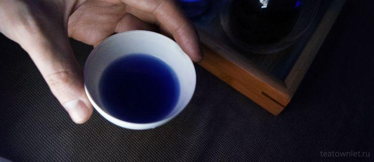 Синий чай. Именно о таком чае пойдет речь в этой статье, который произрастает в Таиланде. Лепестки у цветка ярко-синего цвета, который и даёт чаю немыслимый