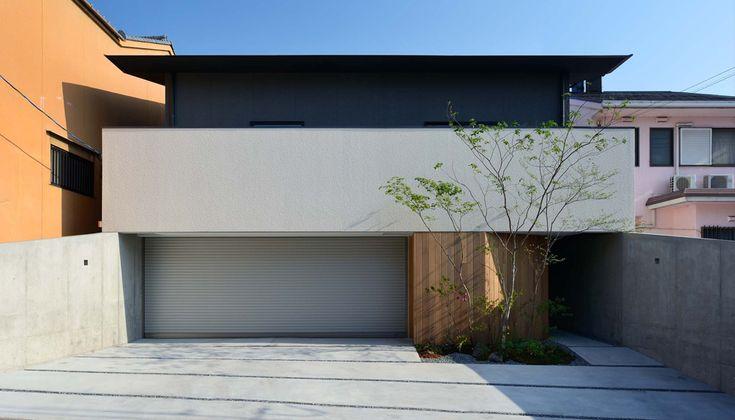 伏見の家 - WORKS|株式会社 一級建築士事務所 設計組織 DNA|実績ある建築家とつくる戸建住宅 - 大阪・京都・兵庫