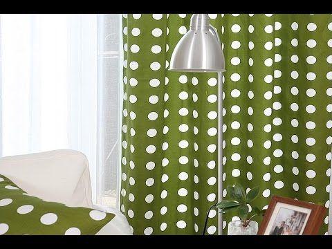 Стили штор – винтаж. Винтажные ткани и идеи дизайна.