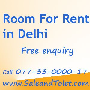 Free TO-let Service in INDIA call 07733000017 http://www.saleandtolet.com/index.php?city=13690