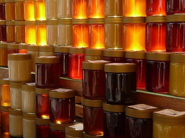 Honey, Honey Jar, Honey For Sale - Free Image on Pixabay