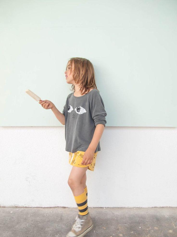 Bobo Choses Spring - Summer 2015 - Petit & Small
