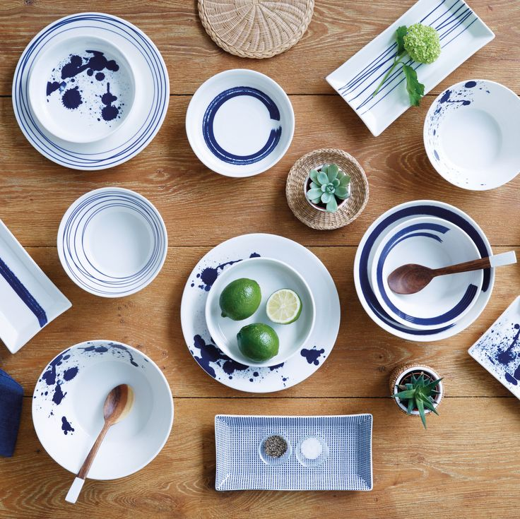 Bring the coast into your home with Royal Doulton Pacific tableware. & 100 best Royal Doulton Dinnerware @ WWRD images on Pinterest | Royal ...