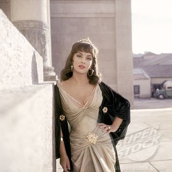 Gina Lollobrigida / Solomon And Sheba 1959 directed by King Vidor